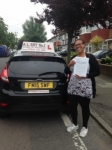selina  passed with Alert No1 School of Motoring