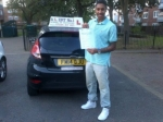 Stefan passed with Alert No1 School of Motoring