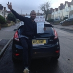 Voysey passed with Alert No1 School of Motoring