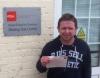 Derek Cavanagh passed with Adrian's School of Motoring