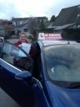 Abigail passed with U Drive Driving School