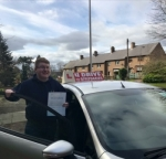 Andrew Wolfe passed with U Drive Driving School