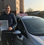 Darren Welsh passed with U Drive Driving School