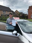 Jack Frame passed with U Drive Driving School