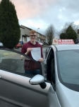 Mathew Parker passed with U Drive Driving School