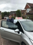 Ryan simpson passed with U Drive Driving School