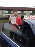 darren williams passed with U Drive Driving School