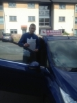 Garry Fowler passed with U Drive Driving School