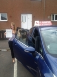 Andrew James Hutchinson passed with U Drive Driving School