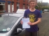 Steve-Manchester. passed with Asta L Vista Driving School