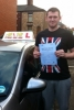 Conner - Chadderton passed with Asta L Vista Driving School