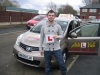 Michael - Clayton passed with Asta L Vista Driving School