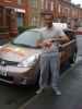 Naden - Oldham passed with Asta L Vista Driving School