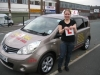 Michelle - Moston passed with Asta L Vista Driving School