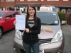 Steph - Middleton passed with Asta L Vista Driving School