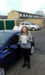 Aimee passed with Martin's Driving School