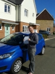 Andy Martin passed with Martin's Driving School