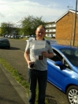Dan passed with Martin's Driving School