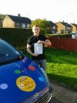 Ed Wheeler passed with Martin's Driving School