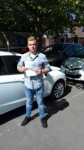Harry passed with Martin's Driving School