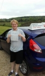 Jack Taylor passed with Martin's Driving School