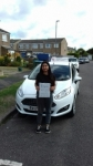 Jess passed with Martin's Driving School