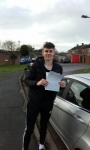 Lewis passed with Martin's Driving School