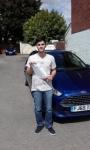 Lorenzo passed with Martin's Driving School