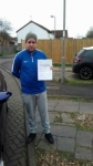 Nigel passed with Martin's Driving School