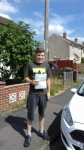 Tyler passed with Martin's Driving School