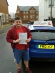 Craig passed with Martin's Driving School