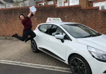 Training with Angie has been a great experience! When I started back in June 2017 we started off with Angie pretending to be a learner driver. I really struggled with this as I knew in the back of my head this wasn't a real situation and Angie could drive. I began to doubt my ability slightly after some time as I didn't seem to be making any pr...