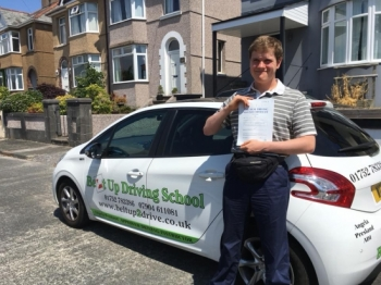 I have spent fourteen months training and driving at Belt Up and it has been a real privilege to drive with Angie. She has given just the right amount of support, yet firm and guiding, and all the time spent and advice given has really built up my driving confidence. Angie is a wonderful instructor who is calm and caring, and I would definitely rec...