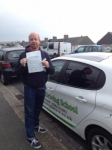 Mike Harney passed with Belt Up Driving School