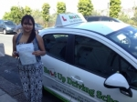 Alisha Chapman passed with Belt Up Driving School