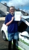 Bethany Smith passed with Belt Up Driving School