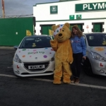 Big Learner Relay for Children in Need passed with Belt Up Driving School