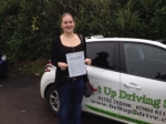 Charlie Bettles passed with Belt Up Driving School