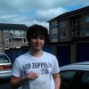 Danny Holmes passed with Belt Up Driving School
