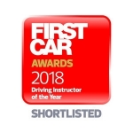 FIRST CAR AWARDS 2018 passed with Belt Up Driving School
