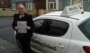 Georgina Down passed with Belt Up Driving School