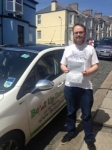 John passed with Belt Up Driving School