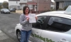 Natalie Wakeham passed with Belt Up Driving School