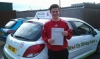 Ollie Price passed with Belt Up Driving School