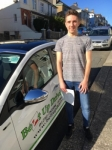 Sam passed with Belt Up Driving School