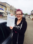 Rebecca Gray passed with Clearway Driving School