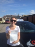 Josephine Box passed with Clearway Driving School