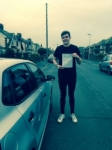 Adam Waddington passed with Clearway Driving School