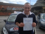 Brett Jones passed with Clearway Driving School