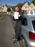 Carl Pierre passed with Clearway Driving School